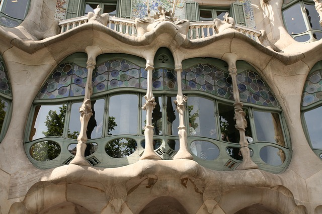 Maison Batlo (architecte Gaudi)