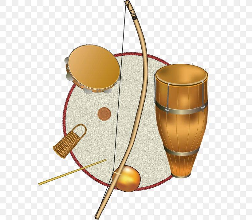 les instruments de la capoeira