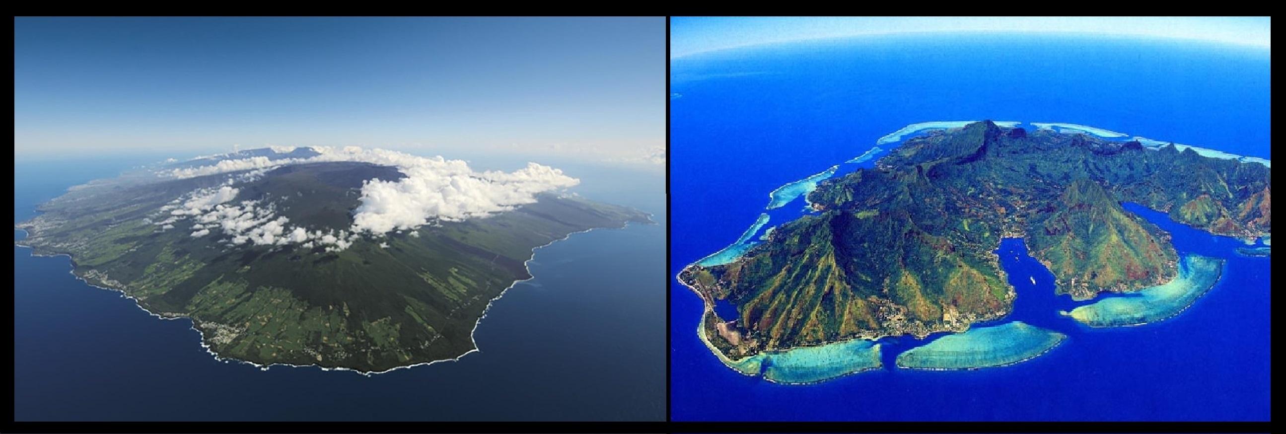 ile de la Réunion, Ile de Moorea