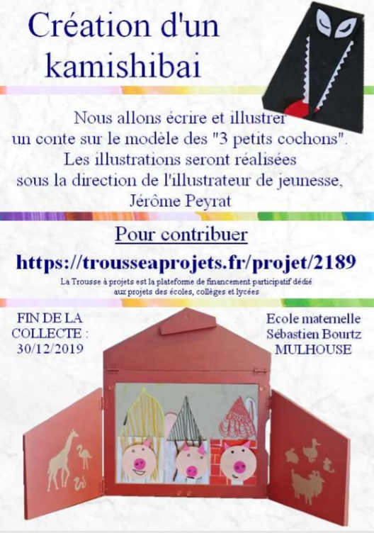Flyer pour les parents