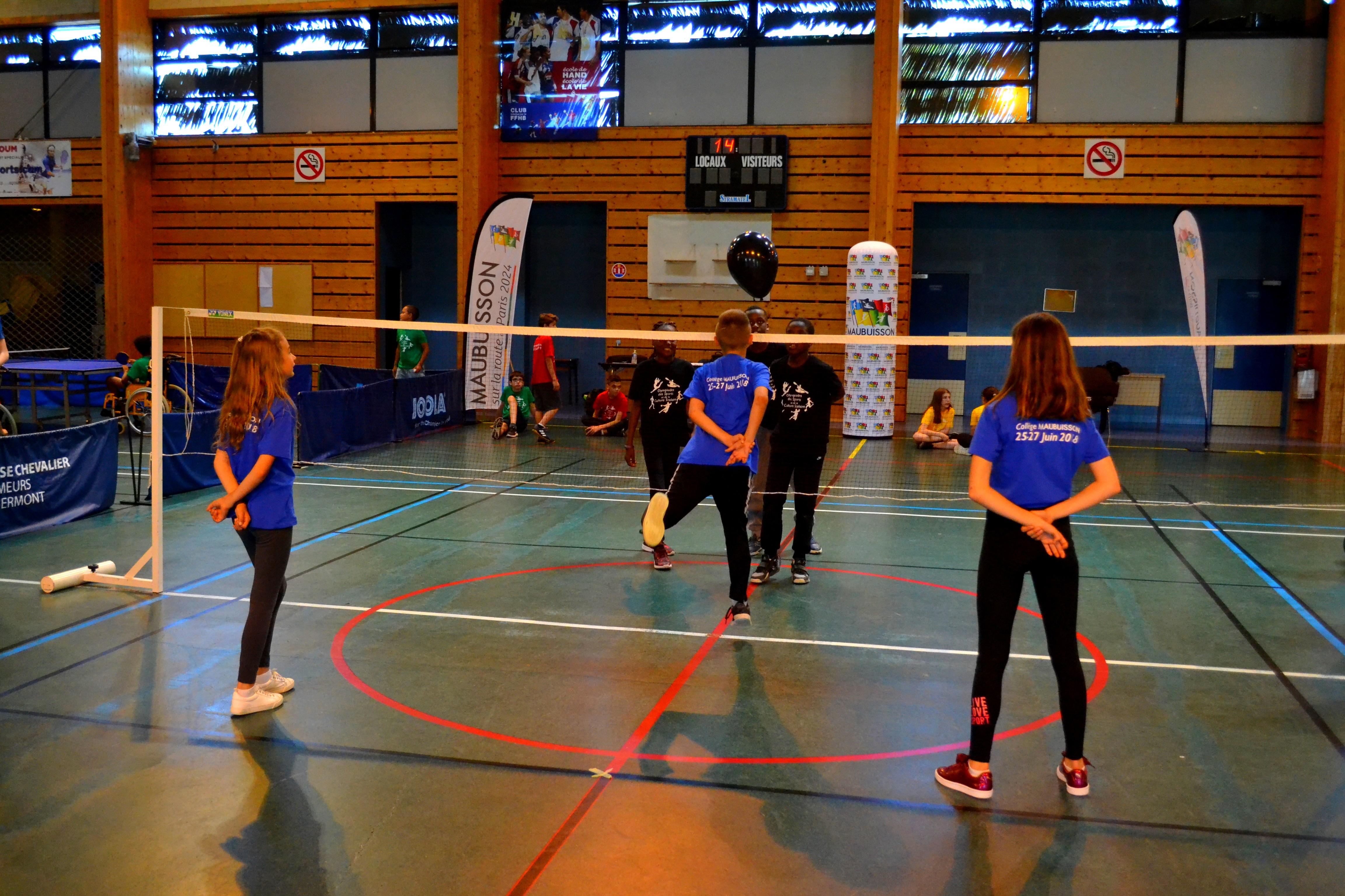 Le Volley Ball en situation de handicap saison 1