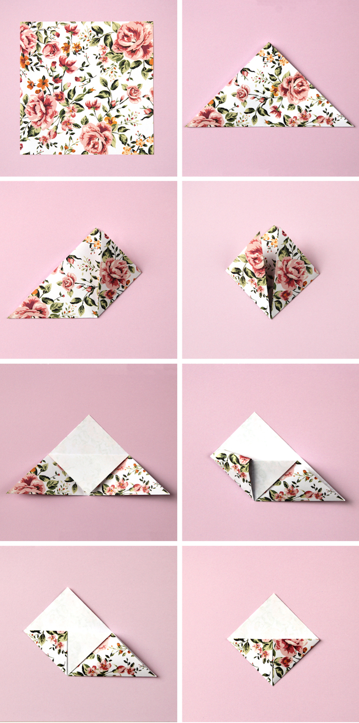 Origami marque-page 5e/5e