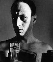 Autoportrait de Lucien Hervé