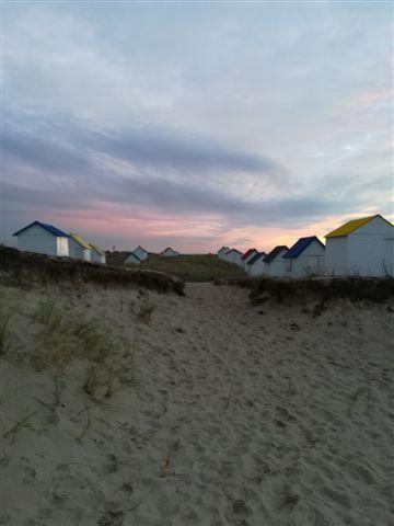 les dunes de Gouville-sur-mer