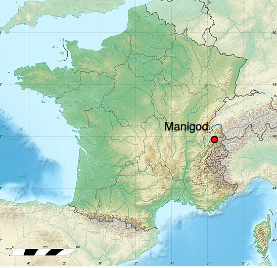Manigod en Frrance